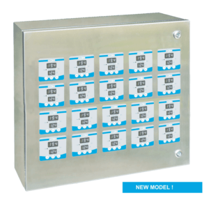 CTTCS-A20 Cabinet for the tank temperature control system – up to 20 cooling zones