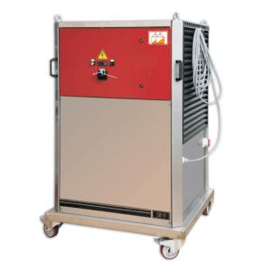 DCH - Közvetlen hűtők-fűtőberendezések