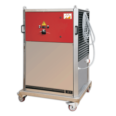 DCH: tiesioginiai aušintuvai-šildytuvai