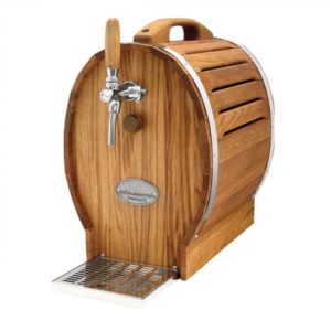 DBCS-B31 Small barrel : Compact beer cooler / without compressor, 1/8 HP