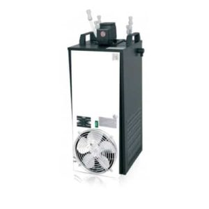 DBWC-C103 Beverage flow-through cooler 100L/hr with three beverage lines