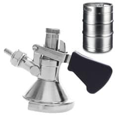 DHK-PYGA Dispense head PYGMY for beer kegs – type A