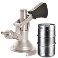 DHK-PYGM Dispense head PYGMY for beer kegs – type M