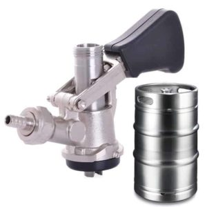 DHK-PYGS Dispense head PYGMY for beer kegs – type S
