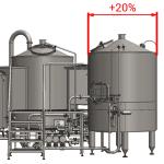 ELT enlarged lauter tun 600x600 150x150 - BREWORX QUADRANT 1000 : Wort brew machine - the brewhouse - bqd, bwm-bqd