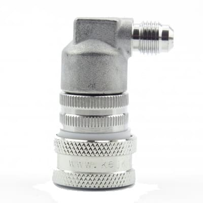 FKRV SS BLG 01 - FKRV-09 Fermentation stainless steel keg with pressure relief valve 9.5 liters 9 bar - pfk, kegs, keg, hft, hft-fermentation-tanks