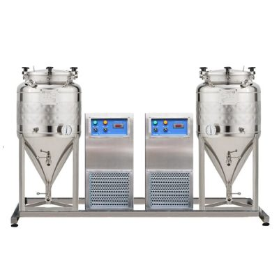 FUIC with simple fermenters 0.0 bar