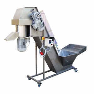 FWC-3000-MG : Fruit washer-crusher 3000kg/hour
