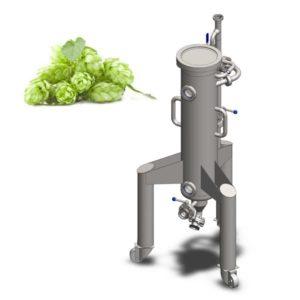HXE - Hops extraction equipment