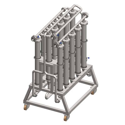 MFS : Microfiltration stations