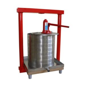 MHP 26S fruit press 300x300 - CFP   Fruit presses   Cider production