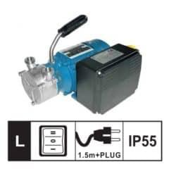 PP-22 Партатыўны цэнтрабежны помпа 220W / 230V50Hz