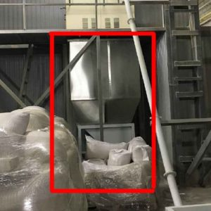 MSH-29 Malt storage hopper 2.9 m3