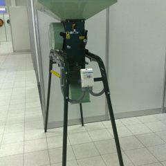 MM-1000 Moutmolen 1000 kg / uur 3 kW