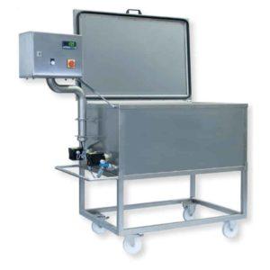 PBA-100 Bath Pasteuriser