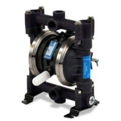 PDP-VA20SSTF Pompă pneumatică pentru diafragmă SS / PTFE 1.8-3.5 m3 / hr