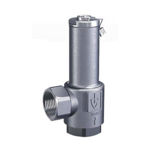 """PF-BPV1212GFF-SS Pojistný ventilový obtokový ventil G1 / 2 """"FF Nerezová ocel"""