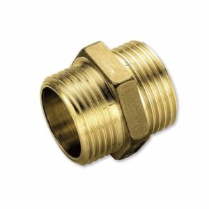 PF-PC1212GF-BR Pipe Fitting  Coupler 2xG1/2″F Brass