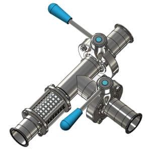 PFH DIN32676 01 700x700 01 300x300 - PFH Beverage hose splitter