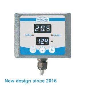 STTC-FC178F Vieno bako temperatūros reguliatorius FermCont FIX