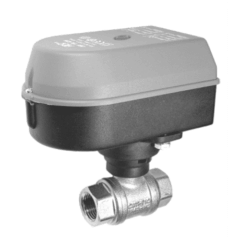 STTC-MV20-24VN Motorized valve DN20, 24V, Nickel plated