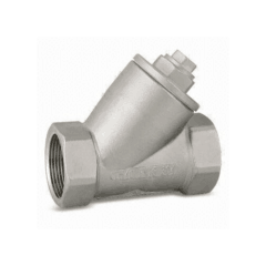 STTC-PSF40SS Pipe Y-strainer filter DN40 Stainless steel