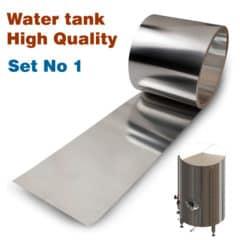 WTIS-1HQ Kõrge kvaliteedi parandamiseks seadke No1 veepaakide jaoks