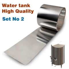 WTIS-2HQ Σετ βελτίωσης ποιότητας No2 για τις δεξαμενές νερού