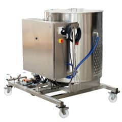 YBMS-2450 Yeast booster mobile station 450 L