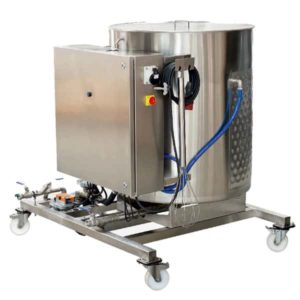 YBMS-2450 YEAST-BOOSTER : the mobile yeast propagation station 450 L