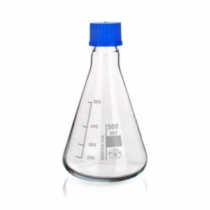 YSB-2 Yeast storage beaker 2 liters 5-pack