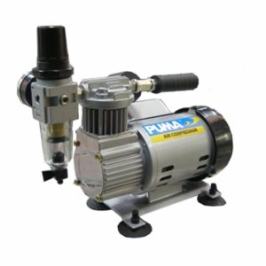 ACO-1MN Air compressor 1 m3/hour with filtration