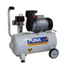 ACO-6M Luftkompressor 6 m3 / time med filtrering og trykbeholder