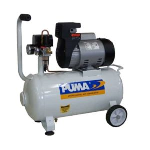 ACO-6M Air compressor 6 m3/hour with filtration & pressure tank