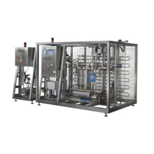 BFP-1500 | Flow-through pasteuriser 1500 liters/hr