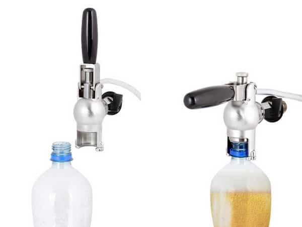 bfm 02 pet bottle filler 03 - BFM-02 Filling valve for PET-bottles
