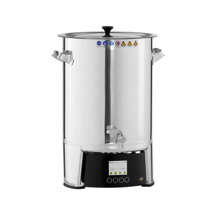 bm 20 brewhouse - BREWMASTER BM-20 Compact wort brew machine - 25L brewhouse
