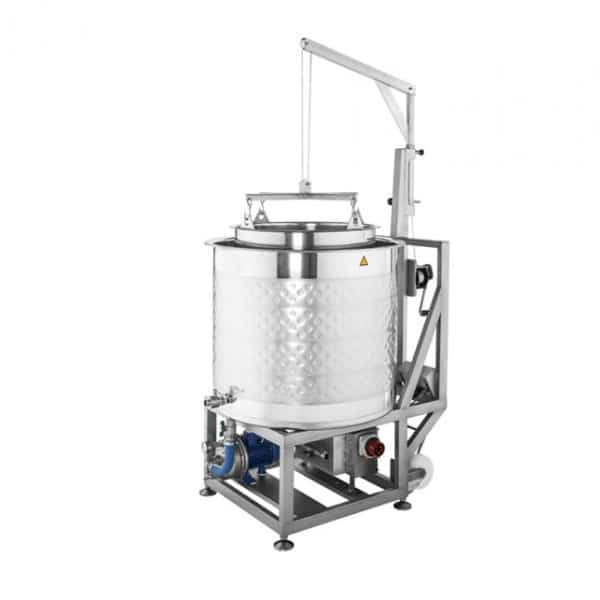 BREWMASTER BM-200 Compact wort brew machine - the 230L brewhouse