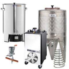 Microbrewery BREWMASTER BSB-51-F10SNP