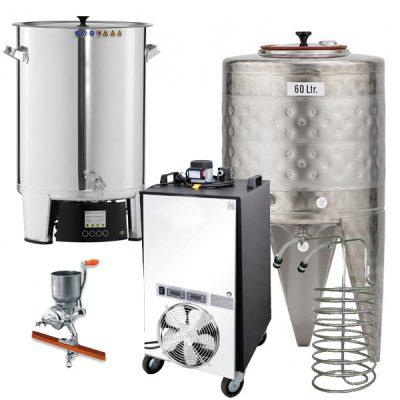 BSB-051 : fermentors 0050 L