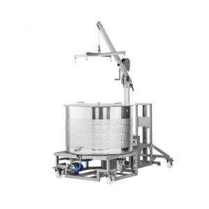 BREWMASTER BM-500 Compact wort brew machine – the 550L brewhouse