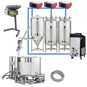 BREWMASTER BSB-501 brewery