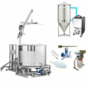 Microbrewery BREWMASTER BSB-501-F95SNP