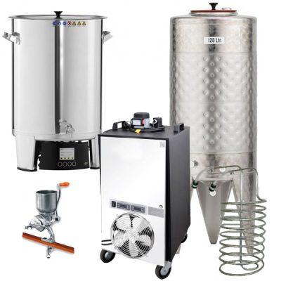 BSB-052 : fermentors 0100 L