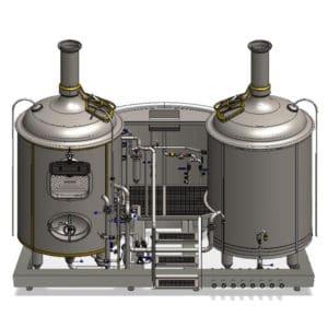 BWM-BHM: Μηχανές για την παρασκευή μύλων MODULO
