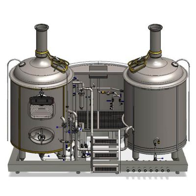 MODULO : wort brew machines