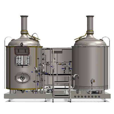 BHM : Wort brew machines MODULO