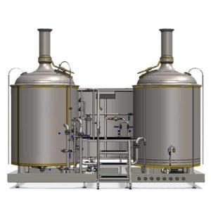 MODULO LITE-ME 500 : Wort brew machine – the brewhouse