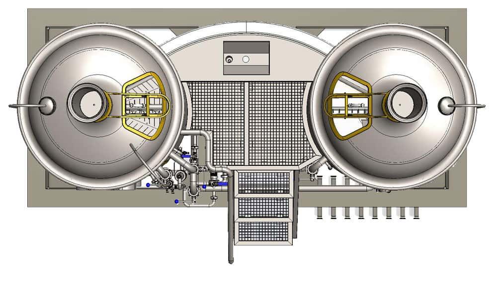 brewhouse breworx modulo liteme 500sd 004 - MODULO LITE-ME 500 : Wort brew machine - the brewhouse - bwm-bhm, bhm