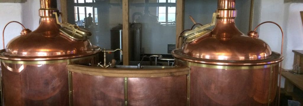 Brewhouse machines - equipment to production of wort
